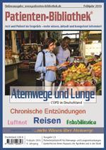 Vorankündigung Frühjahrsausgabe 2019                         Atemwege und Lunge COPD in Deutschland