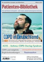 Patientenzeitschrift  COPD in Deutschland 2014