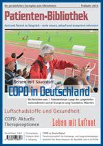 Patientenzeitschrift  COPD in Deutschland  2015/1
