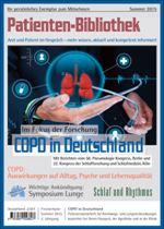 Patientenzeitschrift  COPD in Deutschland    2015/2