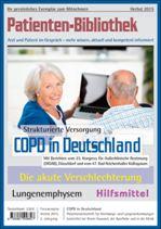 Patientenzeitschrift   COPD in Deutschland   2015/3