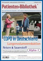 Frühjahr 2016    Patientenzeitschrift COPD in Deutschland
