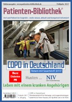 Patientenzeitschrift               COPD in Deutschland Frühjahr 2017