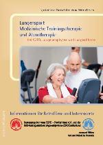 Medizinische Trainingstherapie und Atemtherapie COPD Lungensport …bei COPD, Lungenemphysem und Lungenfibrose
