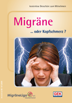 Migräne ...oder Kopfschmerz