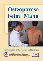 Osteoporose beim Mann
