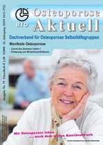 Osteoporose Aktuell Nr. 75 Manifeste Osteoporose